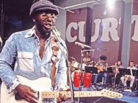 Wake Up With Curtis Mayfield - Move On Up
