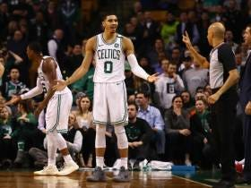 Right After Collapsing Against The Pelicans, The Celtics Had Their Worst Game Of The Year