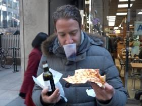 Barstool Pizza Review - Little Italy Pizza
