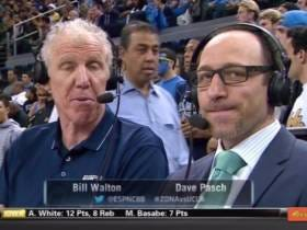 Bill Walton Invites Dave Pasch's Son to Travel With Him on the Grateful Dead Tour This Summer ... One Slight Problem