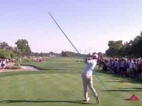 Watch Rory And DJ Repeatedly Outdriving Each Other In Abu Dhabi