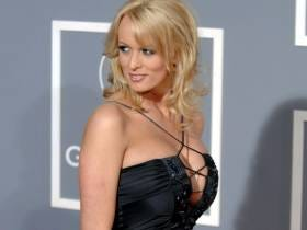 Stormy Daniels Said She Spanked Trump With A Forbes Magazine With His Photo On The Cover