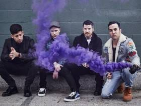 Fall Out Boy - Church Taking You Into The Weekend
