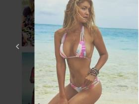 Gigi Hadid Drops A Nuclear Bomb On The Haters Body Shaming Her At Fashion Week.  Gigi Hadid!  Is Getting Body Shamed!