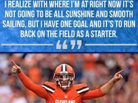 Johnny Manziel Reveals He Has Bipolar Disorder And Self Medicated His Depression With Alcohol