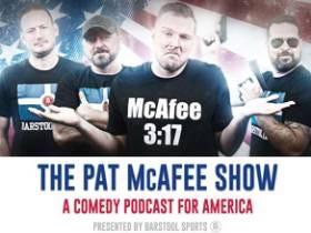 The Pat McAfee Show 2-13 Bert Kreischer - The Machine