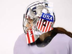 Huge Win For Freedom: IOC Tries But Fails To Ban Team USA Goalies From Having The Statue Of Liberty On Their Masks