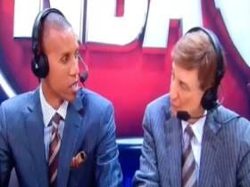 This Video Of Marv Albert And Reggie Miller Screwing Up Calls During The All-Star Game Is Hilarious Yet Tough To Watch