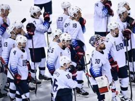 If We Are Being Honest, Team USA Probably Could Have Used TJ Oshie Last Night