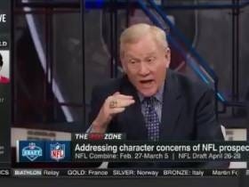 Bill Polian Continues to be Completely Full of Shit