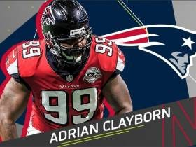 The Patriots Sign Jeremy Hill and Adrian Clayborn and the Dynasty is Back ON