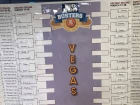 8 People Are Still Alive For Vegas Including An Automatic Bid For The Winner Of Zah Vs. Coley (KState Vs. UMBC) #BudLightBusters