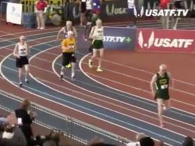 100-Year-Old Orville Rogers SMOKES The Competition In The 60m Dash And Sets A World Record