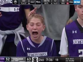 CBS Doesn't Back Down To The People Complaining About Showing Crying Kids During March Madness, Says 'It's Part of the Drama'