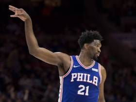By The Letter Of The Law, I Believe Colin Cowherd Must Refer To Joel Embiid As Daddy Now