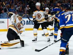 Bruins Lose Game, Win Spot In Playoffs