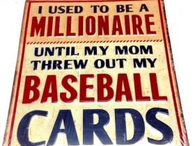 There's A Special Place In Hell For My Mother After She Tried To Ebay My Impregnable Childhood Baseball Card Collection