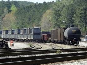 I Hope The Poop Train Stuck In Alabama Never Moves And More Poop Trains Come
