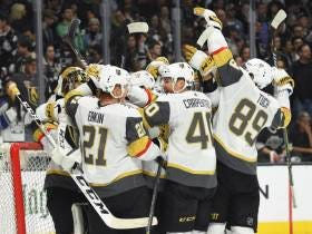 Last Night In The Stanley Cup Playoffs: It Must Be Game Of Thrones Season Because The Golden Knights Slayed The Kings