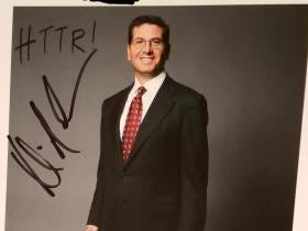 Dan Snyder Sending This Picture To A Redskins Fan In The Mail Is So Amazingly Daniel Snyder