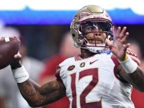 Police Spend 2 Months Investigating FSU QB Deondre Francois For Selling Marijuana, Find Less Than 1 Ounce Of His Girlfriend's Weed In His Apartment