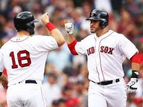 Red Sox Take Three Of Four From The Orioles, And JD Martinez Is A Freak Of Nature