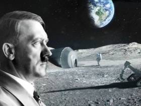 Big News: Adolf Hitler is Confirmed NOT Alive on the Moon and is in Fact Dead