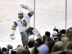Would The Golden Knights Be The First Team To Win The Stanley Cup Whilst Wearing White Gloves?