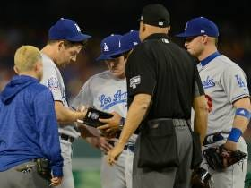 Rich Hill Has Been Experimenting With Peeing On Himself