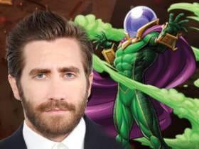 Jake Gyllenhaal Looks To Be Spider-Man's Next On Screen Villain, Mysterio
