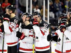 Let's All Point And Laugh At Canada Who Lost To USA Yesterday At The World Championships And Then To Vegas In The Stanley Cup Playoffs