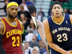 If You Could Combine Any Two NBA Rosters To Beat The Warriors, Who Are You Taking?