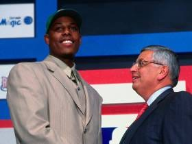 With The NBA Draft A Month Away, Let's Look Back At Some Of The More Notable Draft Day Slides