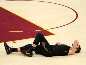 Kevin Love Will Miss Tomorrow's Game 7