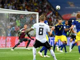 Toni Kroos' Walk Off Goal Was Big Fire