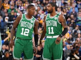 Terry Rozier Is Becoming More Like Kyrie Irving With Each Passing Day