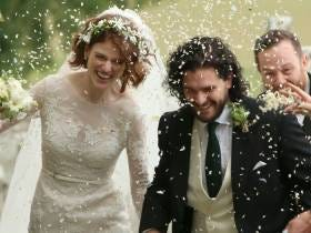 Jon Snow And Ygritte Got Married Today