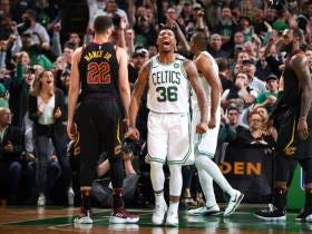 It's Official, Marcus Smart Isn't Going Anywhere
