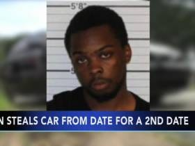 Stealing A Car From One Date To Go On Another Is What Chivalry Is All About