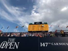 A Deep Dive Inside The British Open Leaderboard