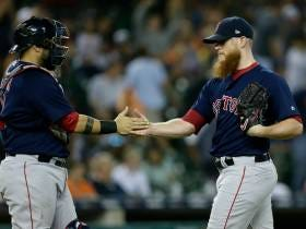 Red Sox Pick Right Back Up Where They Left Off, Win Their 69th Game Of The Season In A Shutout