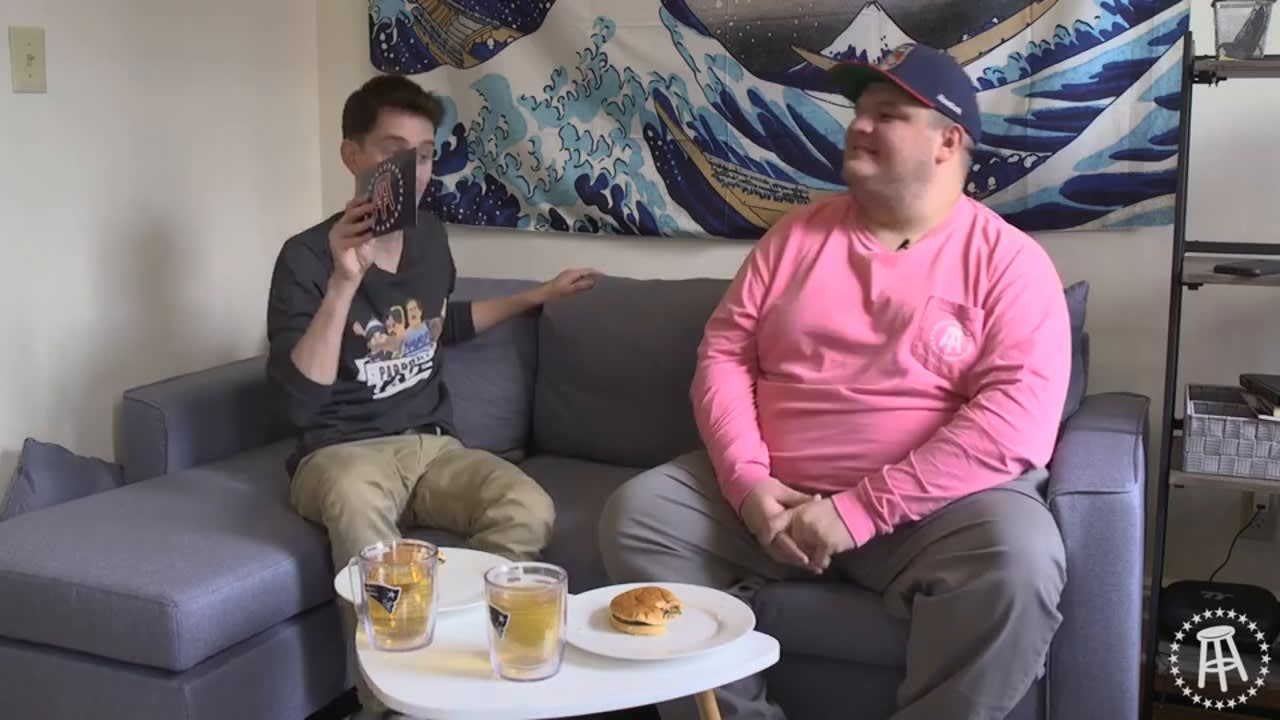 Things You Missed - Burgers With Glenny Balls